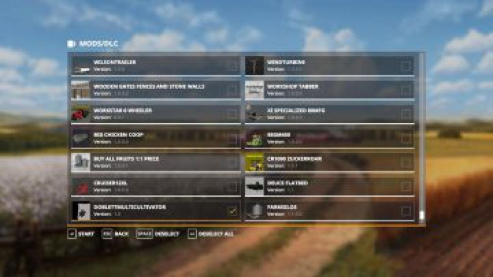 Trending mods today: FS19 Multi cultivator v1.0