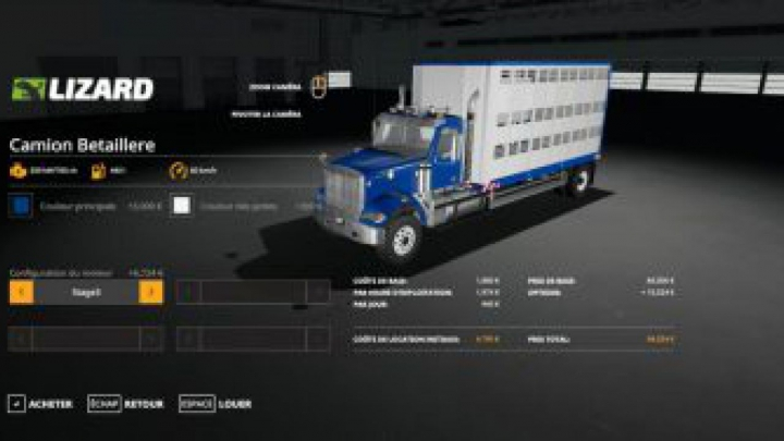 trucks FS19 Betailleres v1.0.0.0
