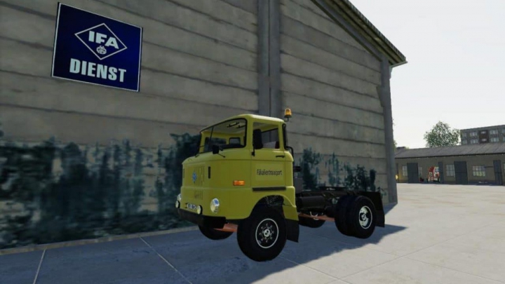 Trending mods today: FS19 IFA W 50 HLS mit Farbwahl v1.0