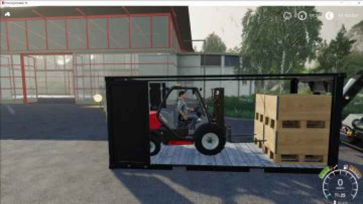 Trending mods today: FS19 Manitou MC18 Container Edition v1.0.0.0