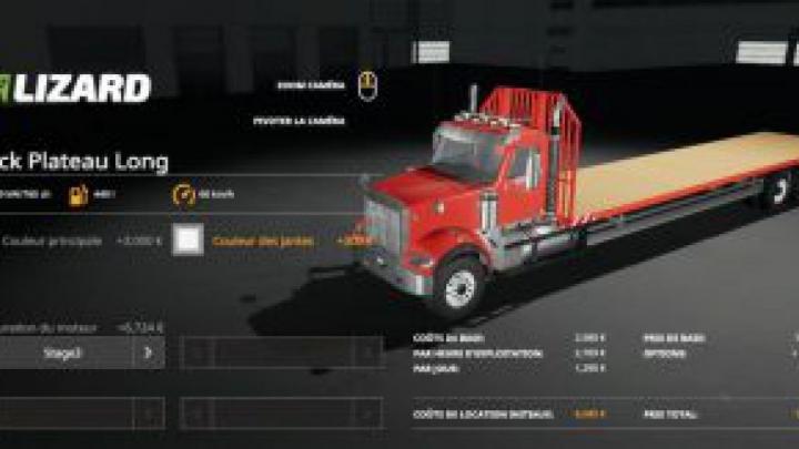 Trending mods today: FS19 Long Camion v1.0.0.0