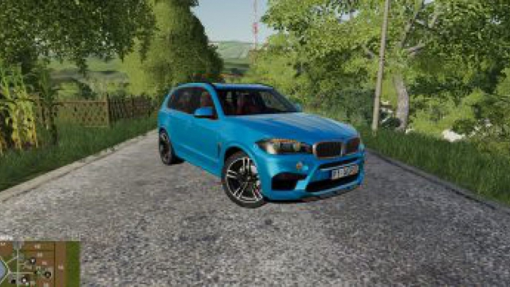Trending mods today: FS19 Bmw X5M v1.0.0.0