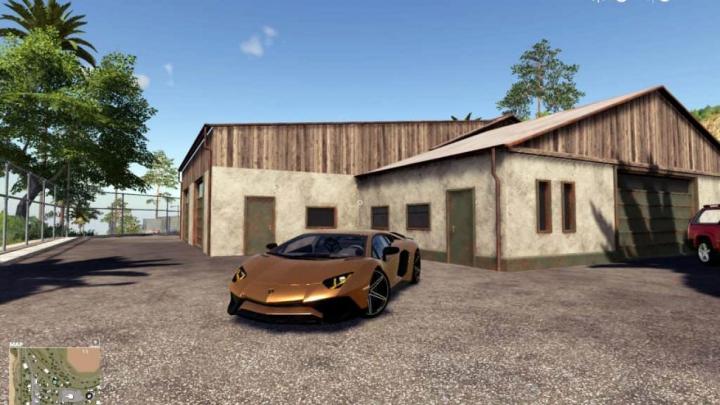 Trending mods today: FS19 Lamborghini Aventador LP750-4 SV v1.0