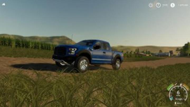 Trending mods today: FS19 Ford Raptor 2017 BETA v1.0