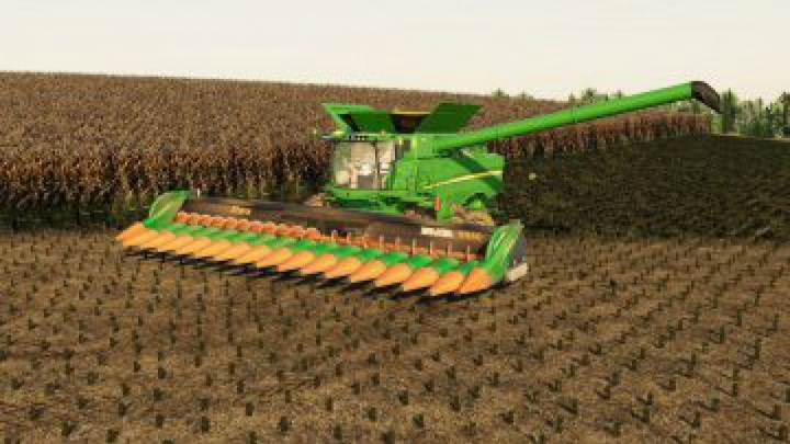 cutters FS19 Pack Headers v1.0.0.0