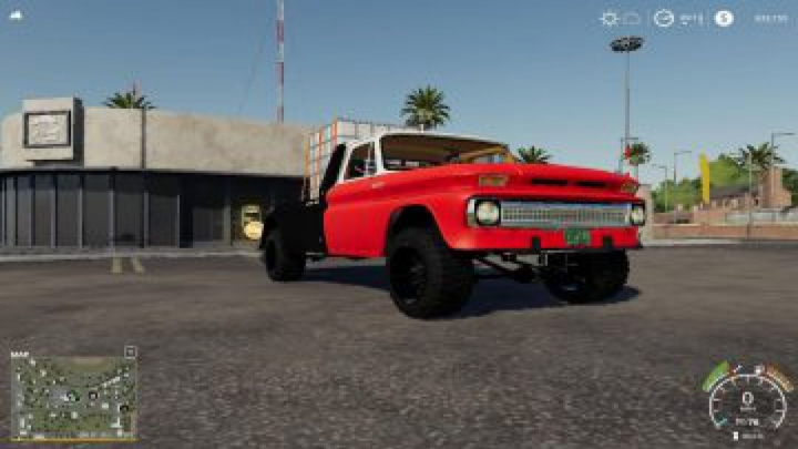 Trending mods today: FS19 Cowboy2300's K10 Flatbed Edit v1.0