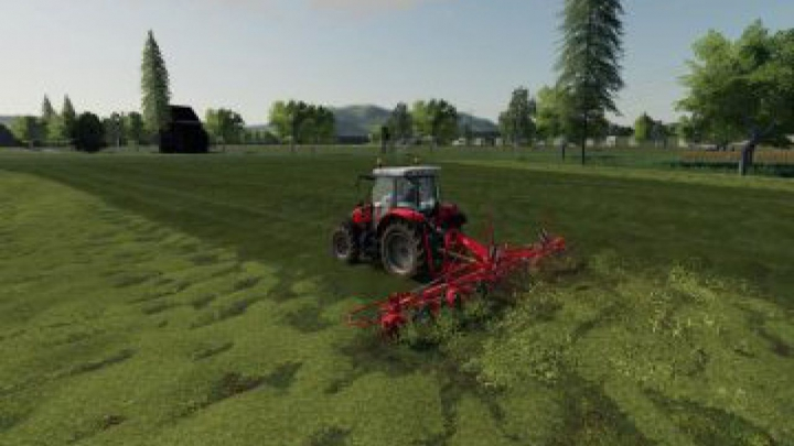 maps FS19 Musnshausen Map v1.0