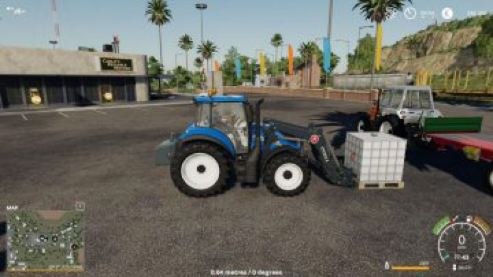 Trending mods today: FS19 Display For Tool Position v1.0.0.0