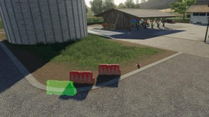 Trending mods today: FS19 Signaling Objects Placeable v1.0