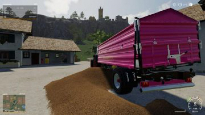 trailers FS19 M82 Special v1.0.0.0