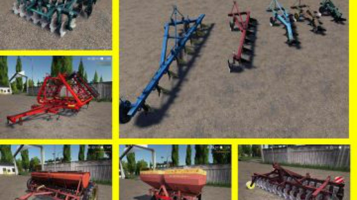 Trending mods today: FS19 C / X Inventory v1.0