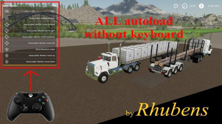 Trending mods today: FS19 ALL autoload fully operational without keyboard v2.0