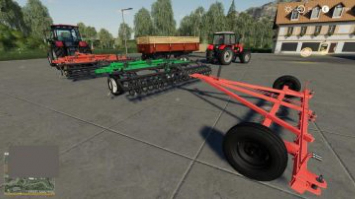 Trending mods today: FS19 Pack KPE-3.8 AND HITCH v1.3