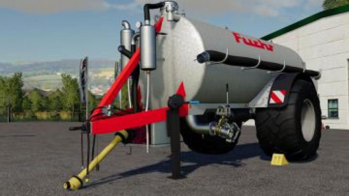 Trending mods today: FS19 Liquid manure set galvanized 9000 liters v2.0
