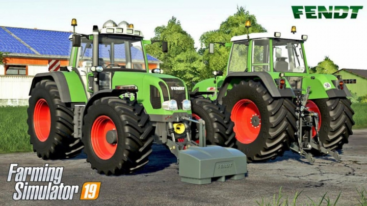 Trending mods today: FS19 Fendt Favorit 916-926 Serie TMS Vario v1.1