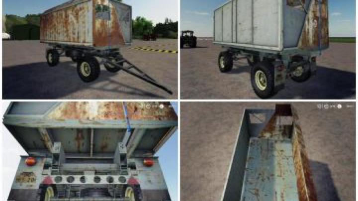 Trending mods today: FS19 Pack trailers for tractor v1.0
