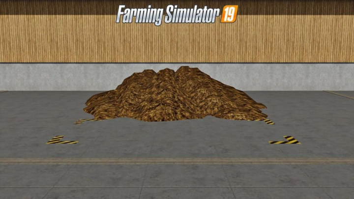 Trending mods today: FS19 PLACEABLE Buy manure version field v1.0
