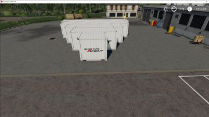 Trending mods today: FS19 ATC Container Pack v2.1.0.0