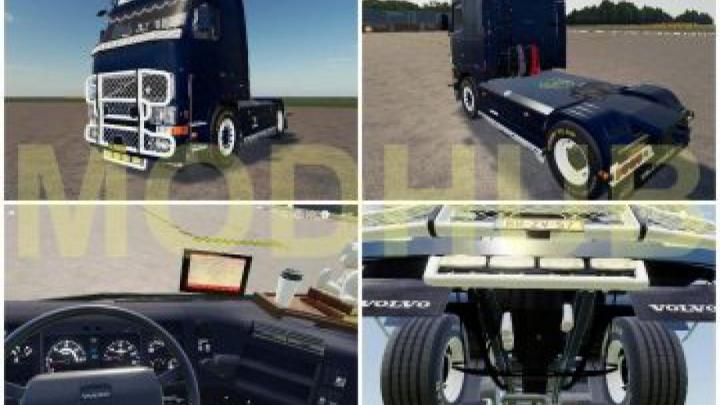 Trending mods today: FS19 Euro Truck Pack v1.0