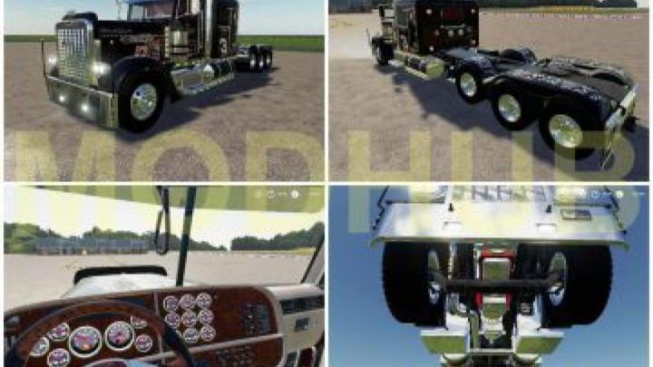 Trending mods today: FS19 American Truck Pack v1.0
