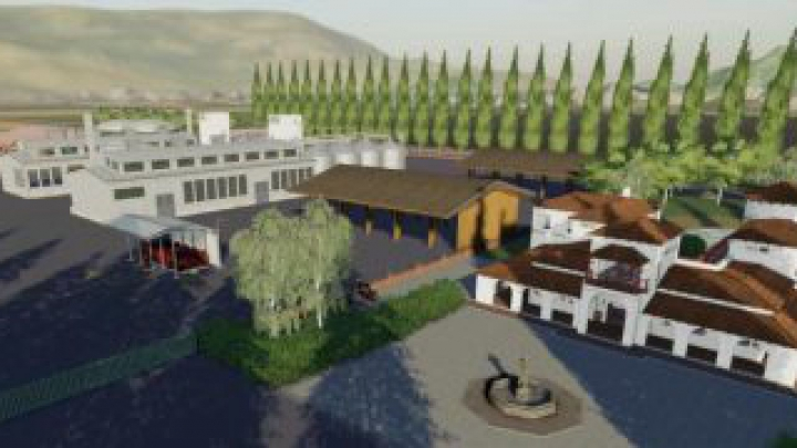 Trending mods today: FS19 Dondiego Map v1.4.1