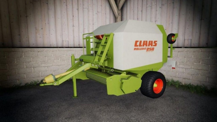 Trending mods today: FS19 Claas Rollant 250 v1.0.0.0
