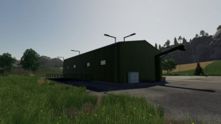 placeable objects FS19 Multi FarmSilo v1.2.0.0