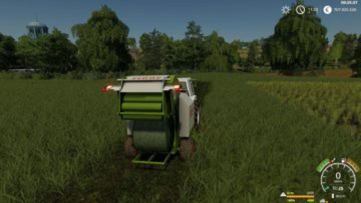 trailers FS19 Claas Rollant 250 v1.3