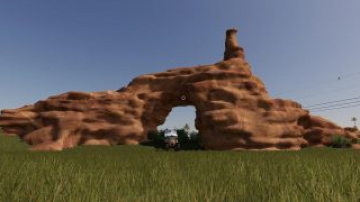 placeable objects FS19 Plazierbarer Grand Canyon v1.0
