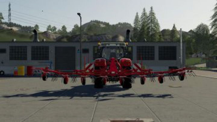 Trending mods today: FS19 Kuhn GF8702 with ground adaptation v1.0.0.0