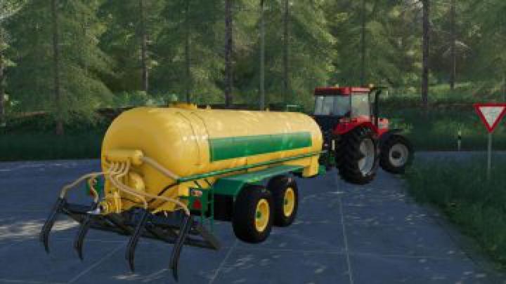 Trending mods today: FS19 Slurry Tanker 14 with injector v1.0.0.0