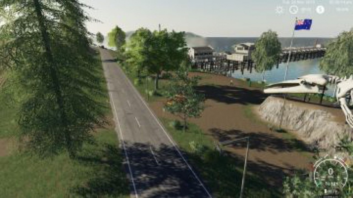 Trending mods today: FS19 Hawke's Bay NZ V1.0