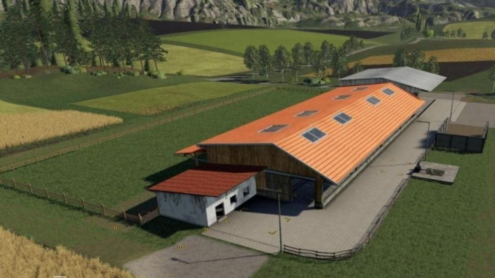 Trending mods today: FS19 Placeable cow pasture / dairy farm v1.0