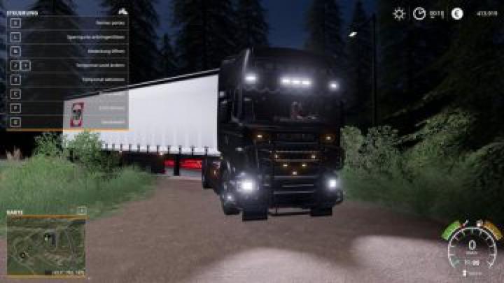 Trending mods today: FS19 Scania R730 Semi v1.0.0.3