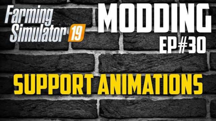Trending mods today: FS19 Support Animations TEMPLATE v1.0.0.0