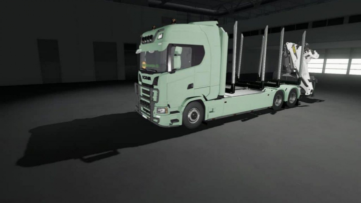 Trending mods today: FS19 Scania R730 v2.1