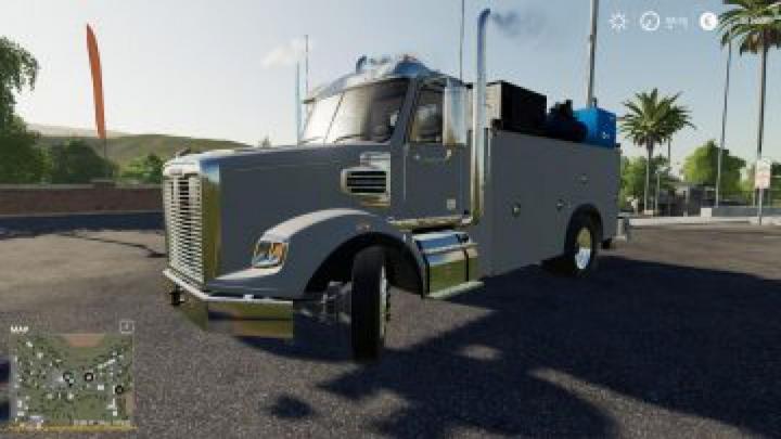 Trending mods today: FS19 Freightliner Service Truck v1.0