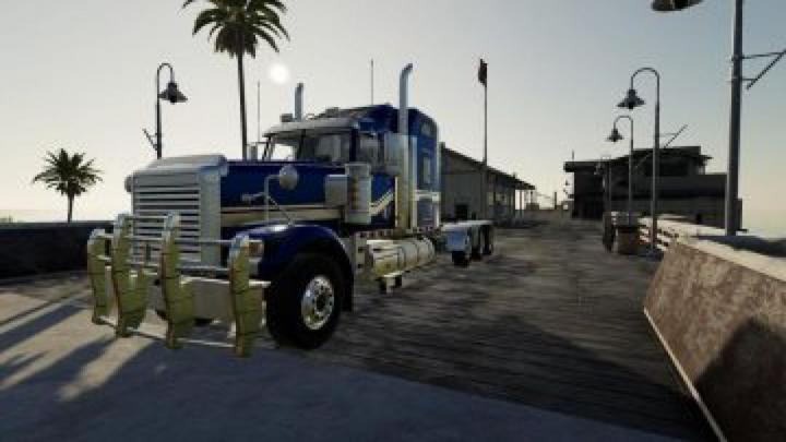 Trending mods today: FS19 Sx Heavy Truck v1.0.0.0