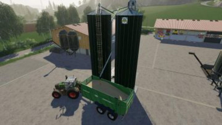 Trending mods today: FS19 Neuero Grain-Silo v1.0.0.0