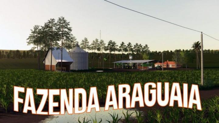 Trending mods today: FS19 FAZENDA ARAGUAIA v1.0.0.0