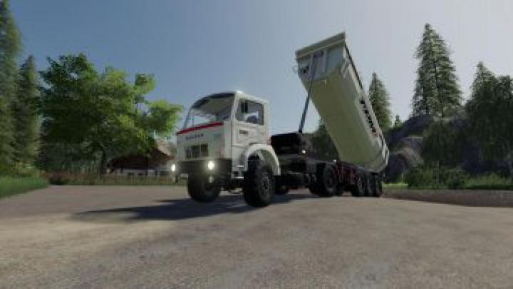 Trending mods today: FS19 Schmitz Cargobull Tipper (TPM VERSION) v1.0