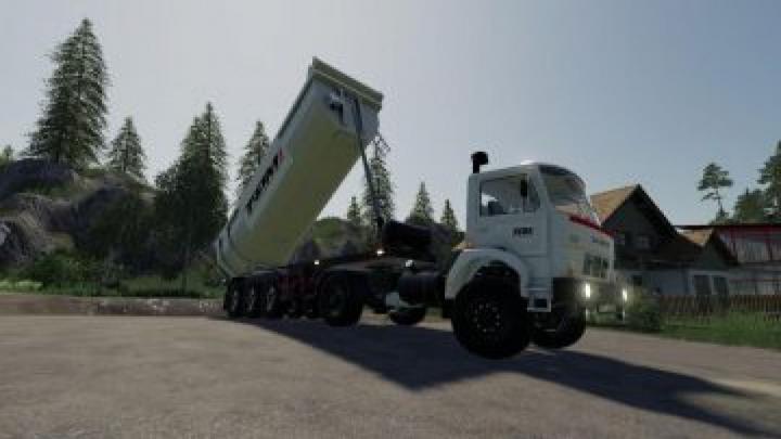 trailers FS19 Schmitz Cargobull Tipper (TPM VERSION) v1.0