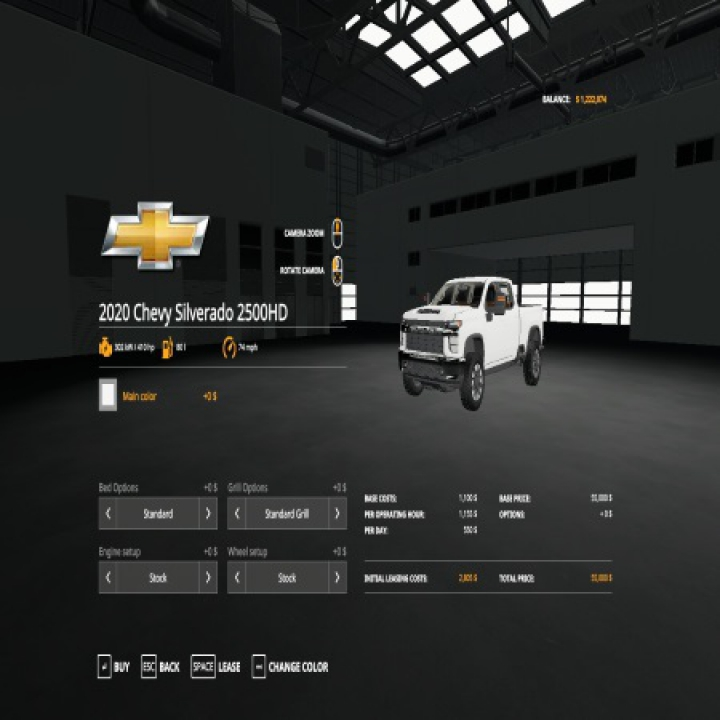 cars 2020 Chevy Silverado 2500HD Duramax