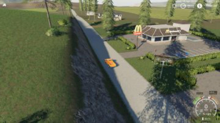 Trending mods today: FS19 RUGGED COUNTRY v1.1