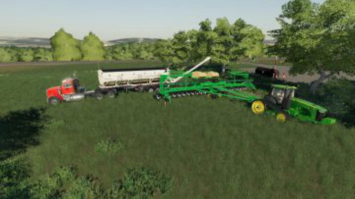Trending mods today: FS19 Seed Express 1260 v1.0.0.0
