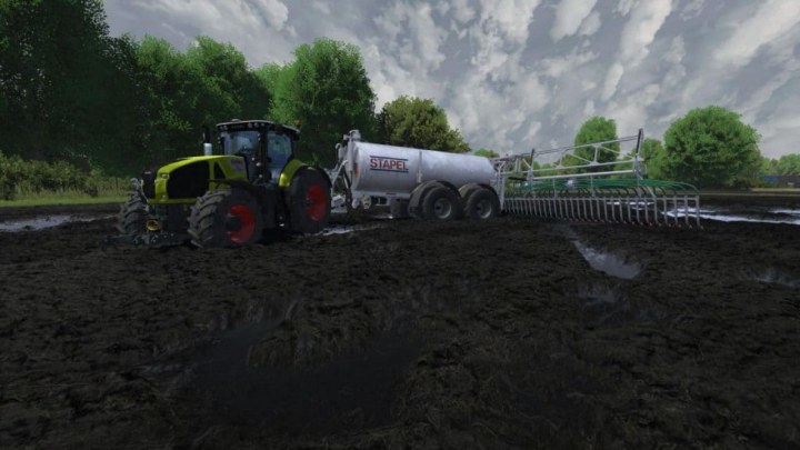 Trending mods today: FS19 Realistic rain and thunderstorm sounds v1.0