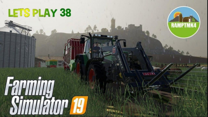Trending mods today: FS19 Realistic rain and thunderstorm sounds v1.1