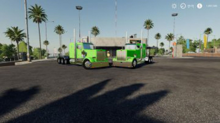Trending mods today: FS19 Peterbilt 359 v1.0.0.0