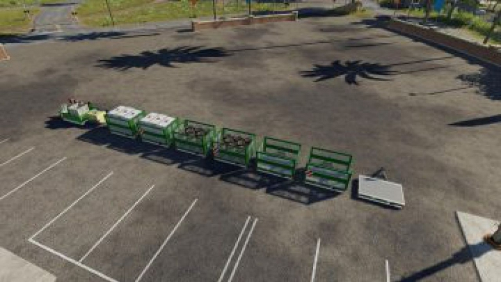 Trending mods today: FS19 Schleifner Transport und Utility Pack v1.0