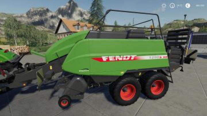 Trending mods today: FS19 Fendt 1290S XD v1.1.0.0